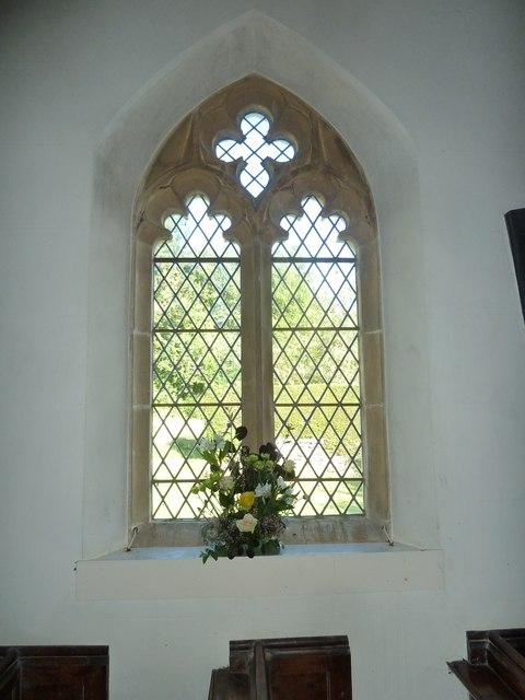 Inside St Osmund, Osmington (D)