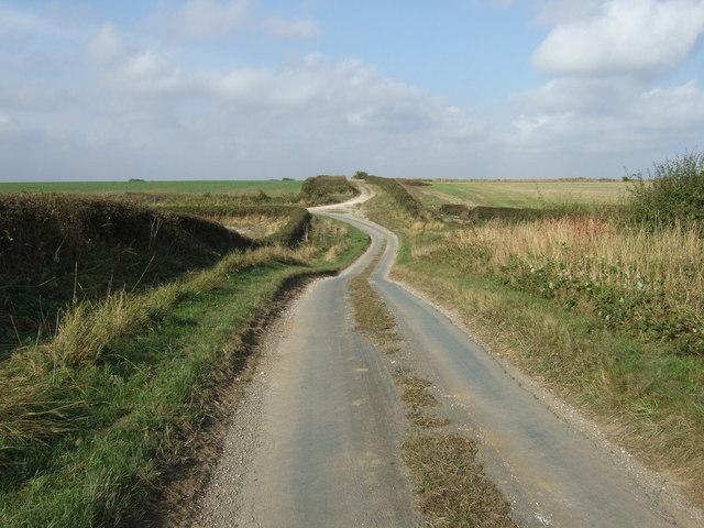 A twisty Blakehowe Lane