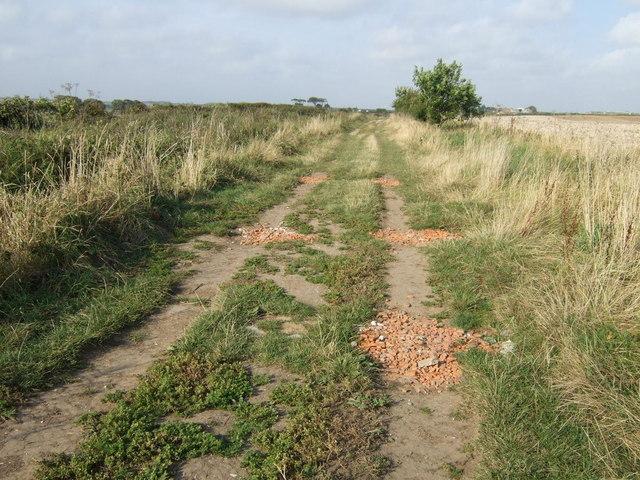 Blakehowe Lane (track)