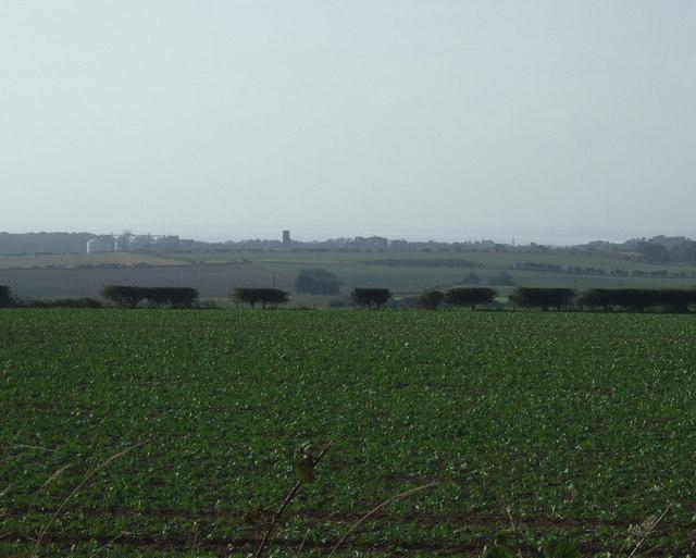 Farmland south off Blakehowe Lane