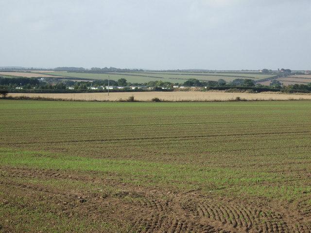 Farmland off Blakehowe Lane