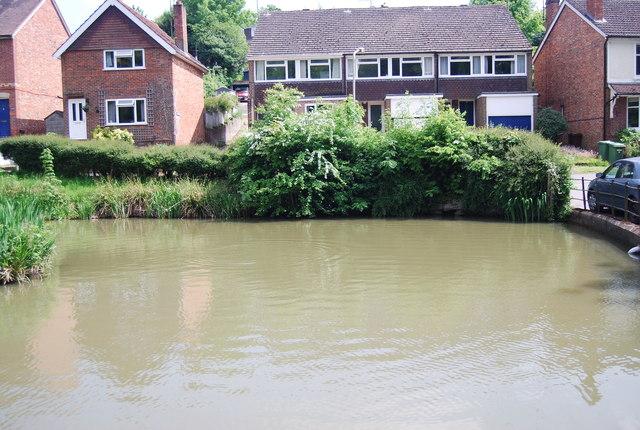 Pond, Holden Corner