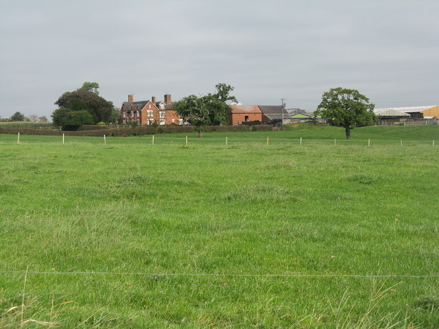 New Farm, at Burland
