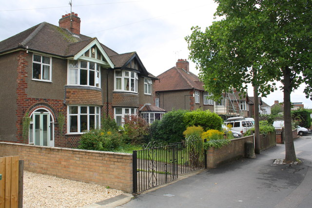 Houses on London Road