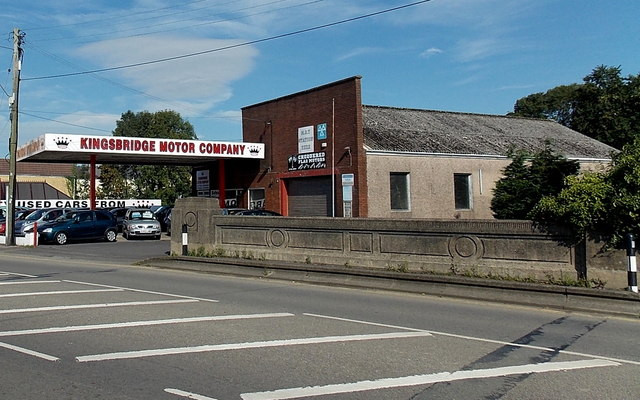 Kingsbridge Motor Company, Kingsbridge