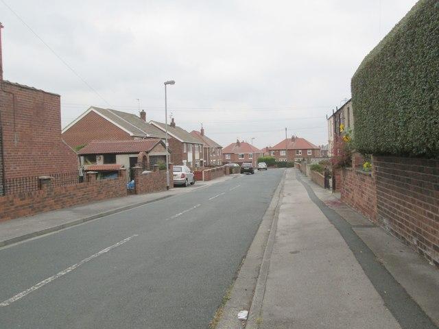 George Street - Church Lane