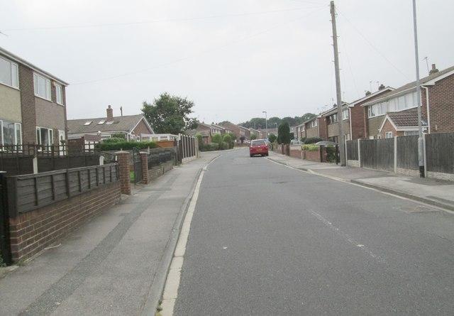 Monkwood Road - Church Lane