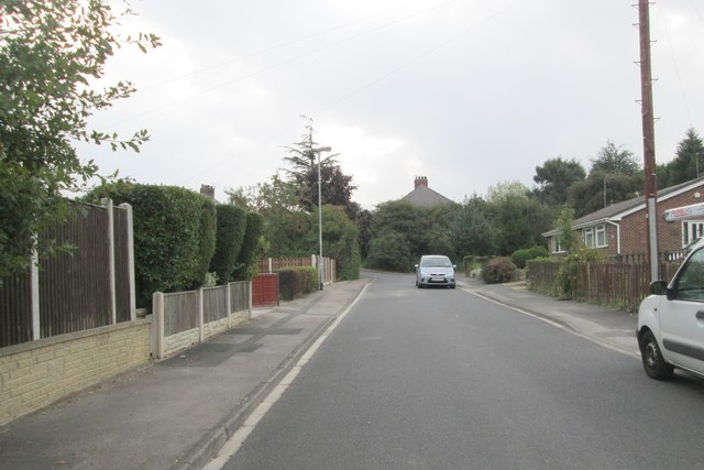 Church Lane Avenue - Monkwood Road