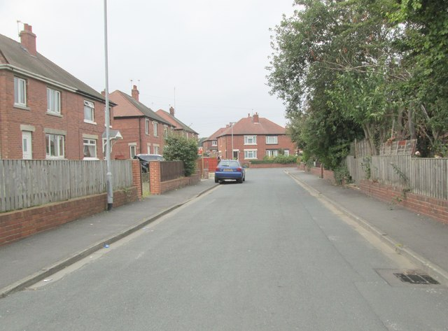 Andrew Crescent - George Street