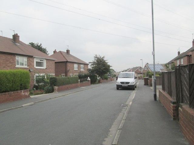Edward Drive - George Street