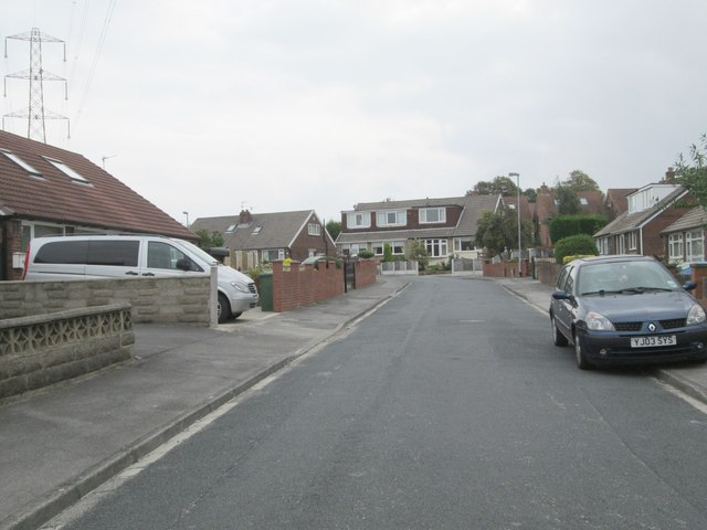 Ryecroft Close - Edward Drive