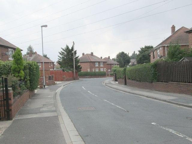 George Street - Potovens Lane