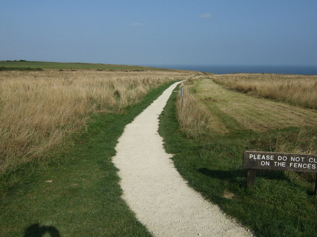 Path to Bempton Cliffs