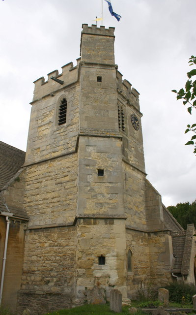 St Andrew's Church's tower