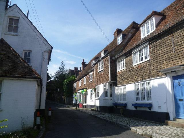 High Street, Sutton Valence