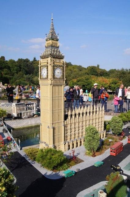 Miniland (Elizabeth Tower)