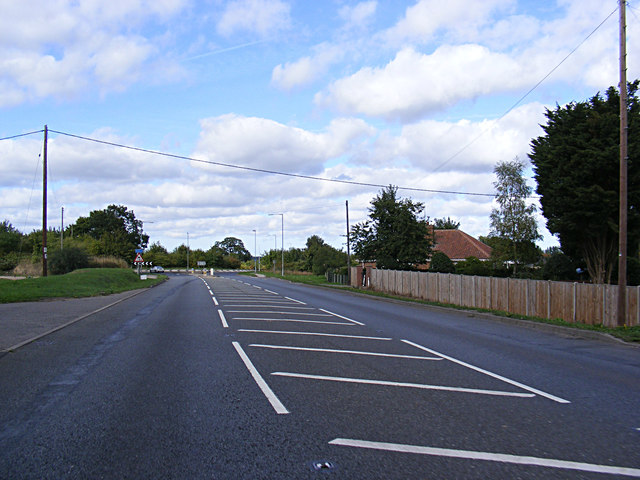 A140 Holt Road, Horsford