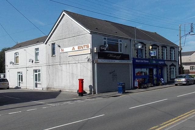 Former Kingsbridge post office
