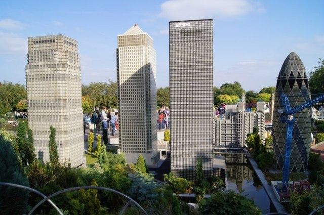 Miniland (Canary Wharf - London)