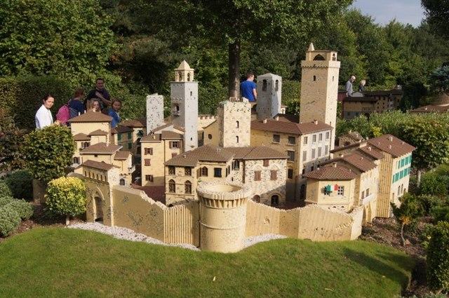 Miniland (San Gimignano - Italy)