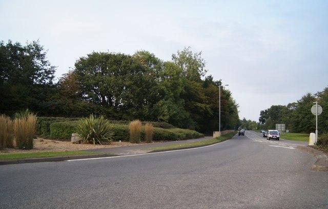 Winkfield Road (B3022)
