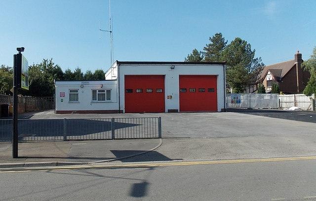 Gorseinon Fire Station