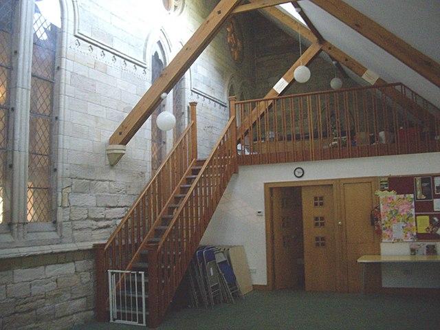 St Cuthbert's 'Community Room'
