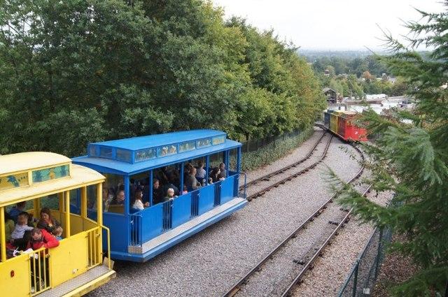 Rack Railway - Legoland