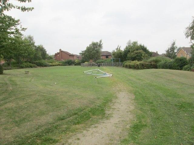 Recreation Ground - Ridings Way