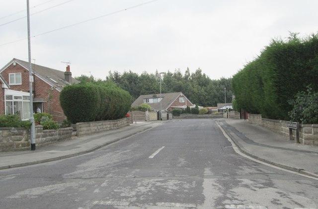 Lingwell Gate Crescent - Lingwell Gate Drive