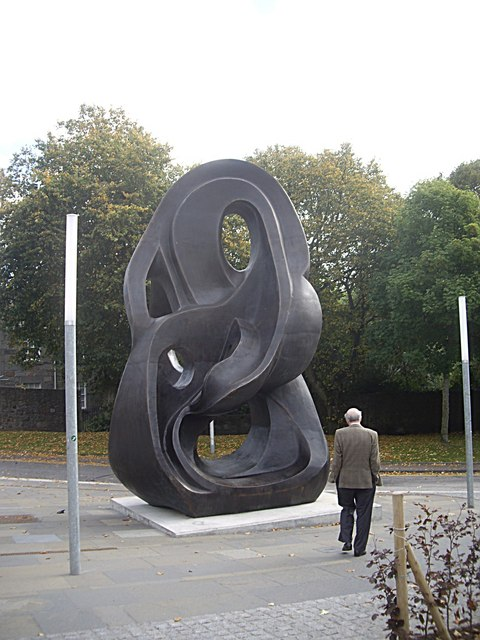Modern Sculpture, University of Aberdeen
