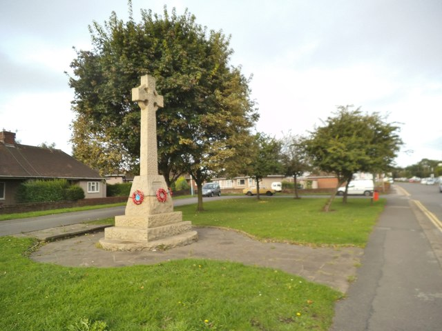 Whittington Moor Cenotaph