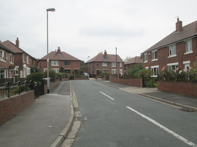 Newstead Avenue - Potovens Lane