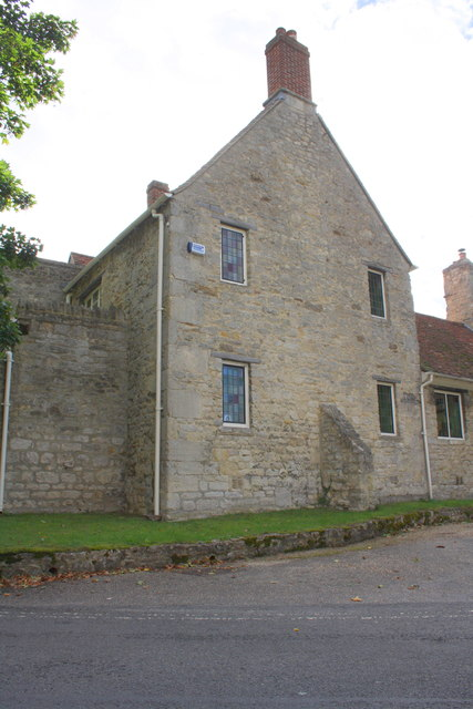 The House at The Manor Farm, Dunstan Road