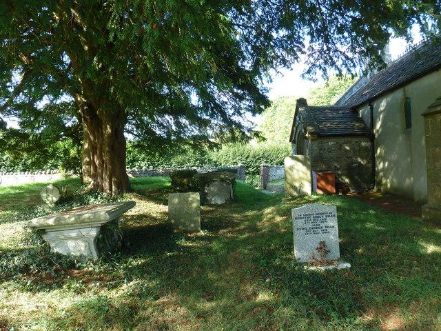 Frome Vauchurch Parish Churchyard (a)