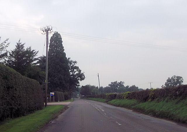 B4386 at Lower House Farm
