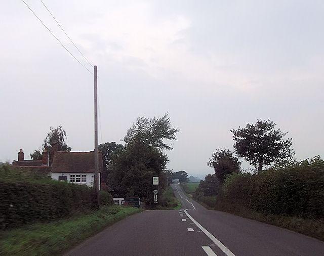 Yockleton Arms on B4386