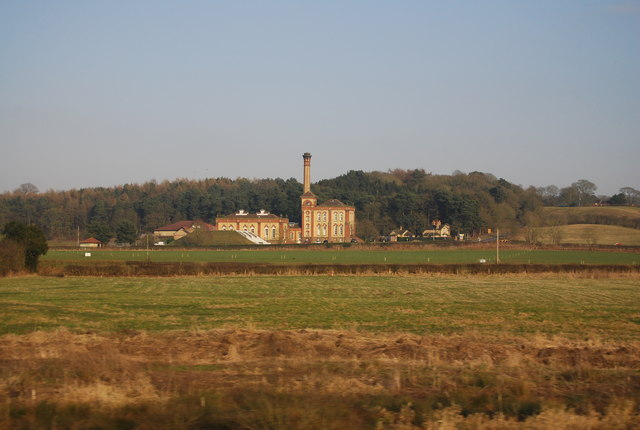Hatton Pumping Station