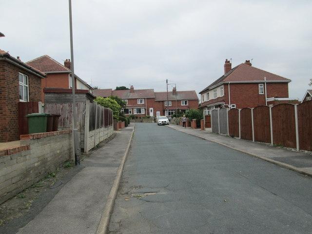 Jubilee Crescent - Bolus Lane