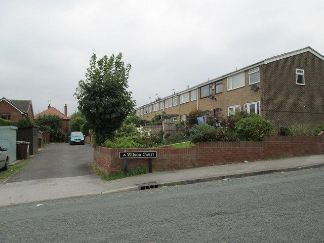 Wilson Court - Bolus Lane