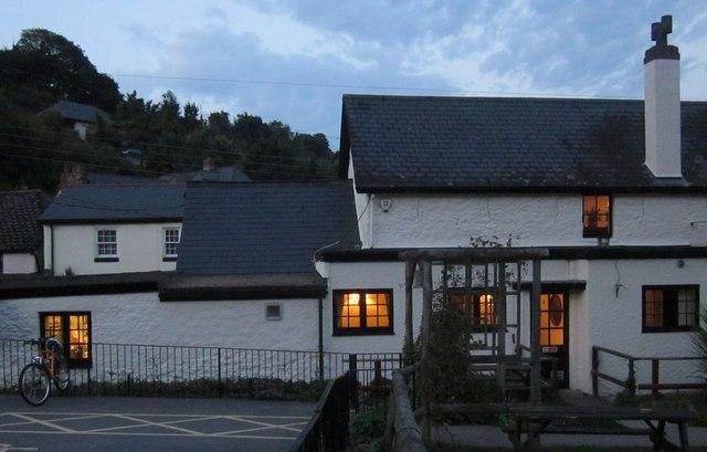 Church House Inn, Stokeinteignhead