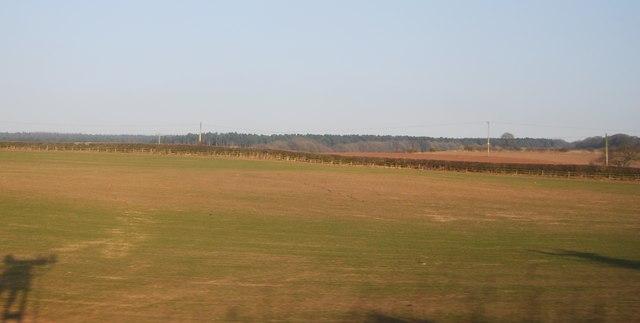 Farmland, Shelton Under Harley