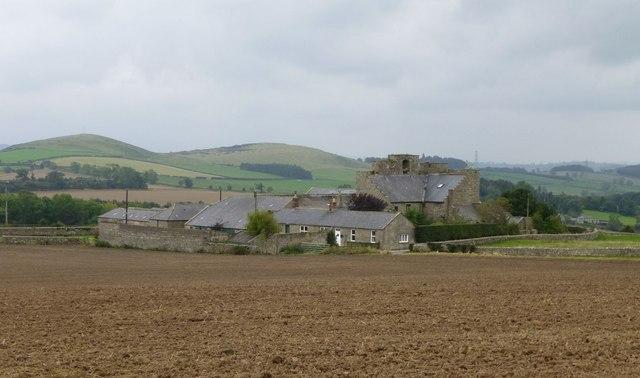 Crawley Farm and Tower