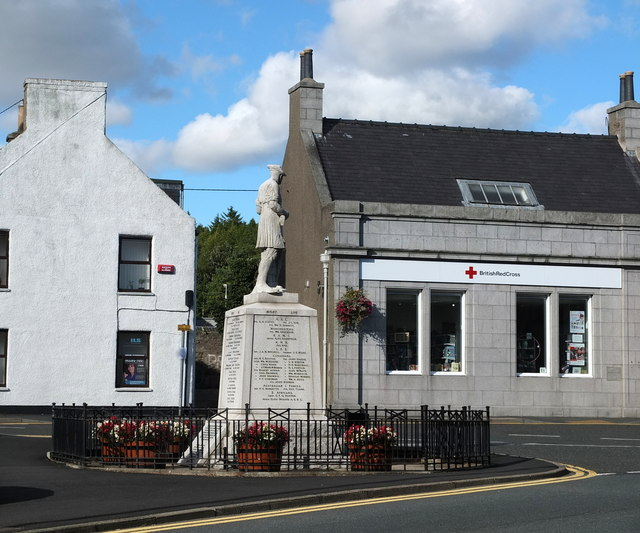Ellon War Memorial