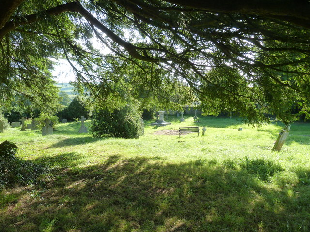 Frome Vauchurch Parish Churchyard (d)