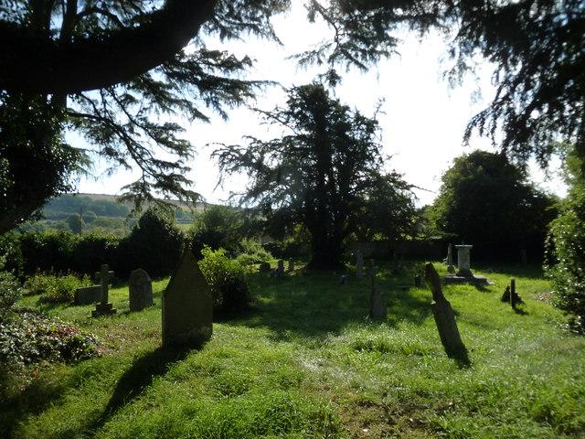 Frome Vauchurch Parish Churchyard (f)