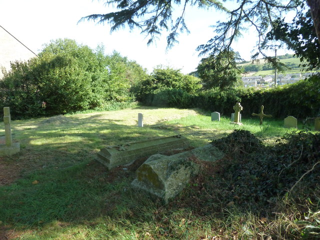 Frome Vauchurch Parish Churchyard (g)