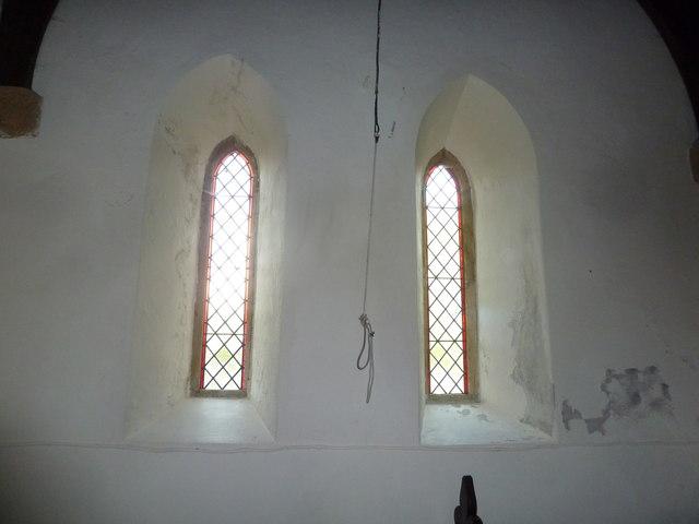 Inside Frome Vauchurch Parish Church (i)