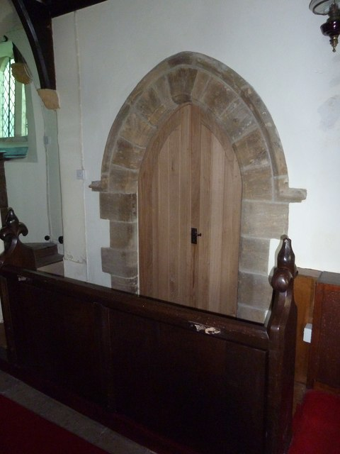 Inside Frome Vauchurch Parish Church (iv)