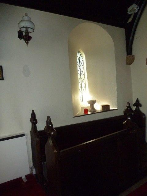 Inside Frome Vauchurch Parish Church (v)